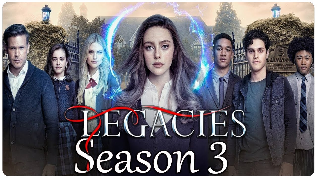 "Legacies- The follow-up of ""The Originals"""