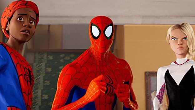 Spider-Man: Into The Spider-Verse (2018):