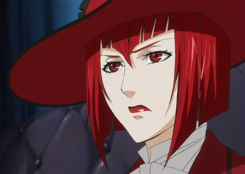 Madam Red- Black Butler
