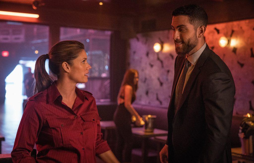 Maggie and OA- Top FBI investigators