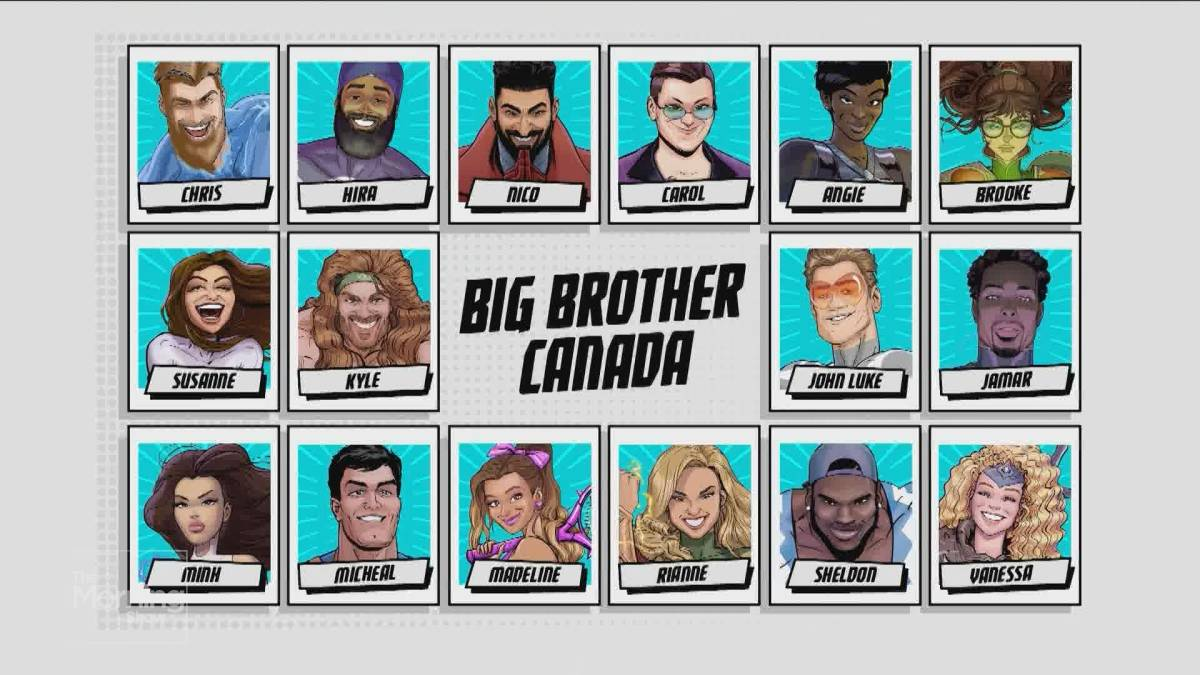Meet the contestants of Big Brother Canada 9