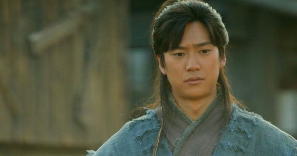 Na In Woo as On Dal