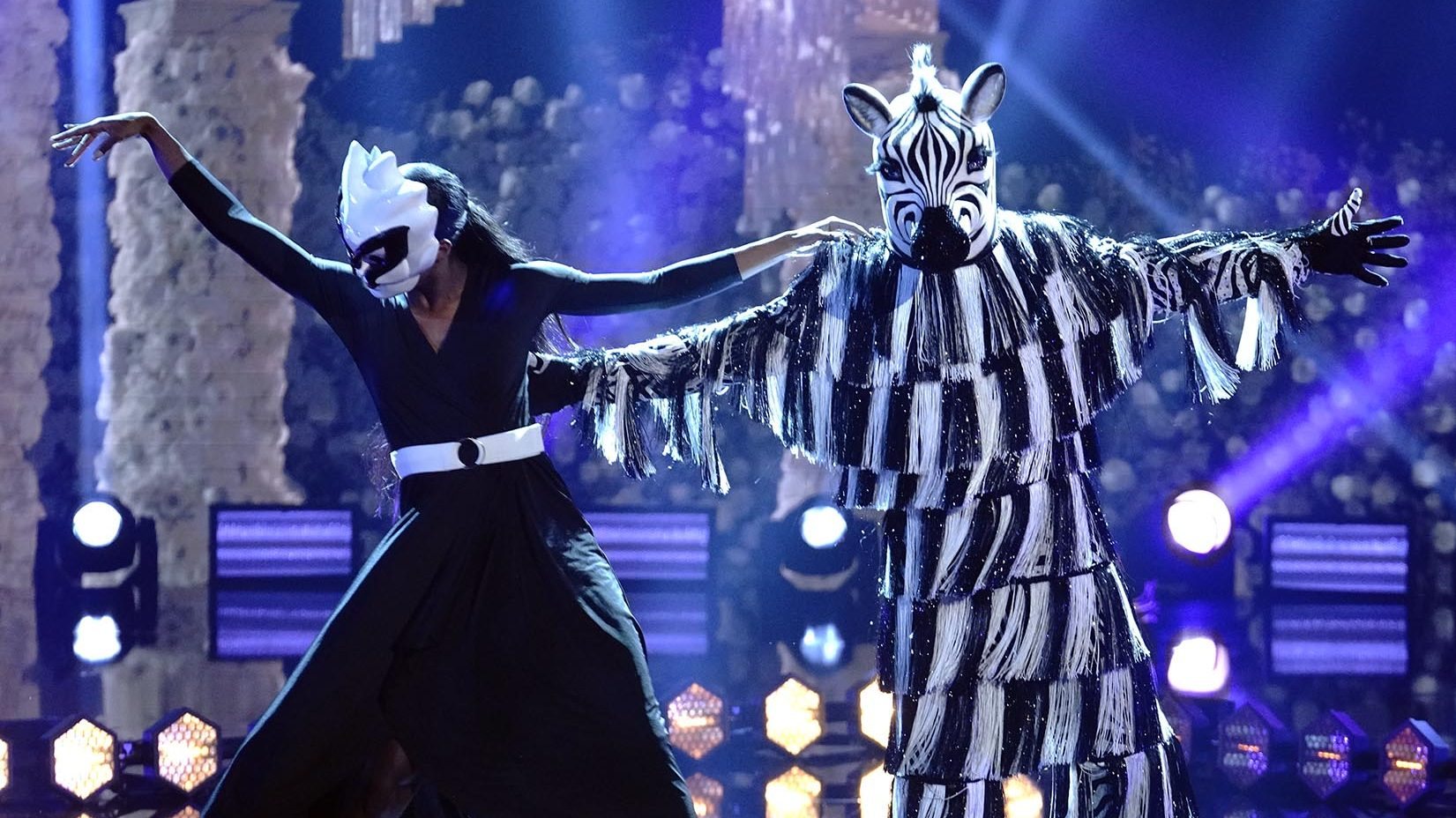A new twist was introduced in The Masked Singer Season 5