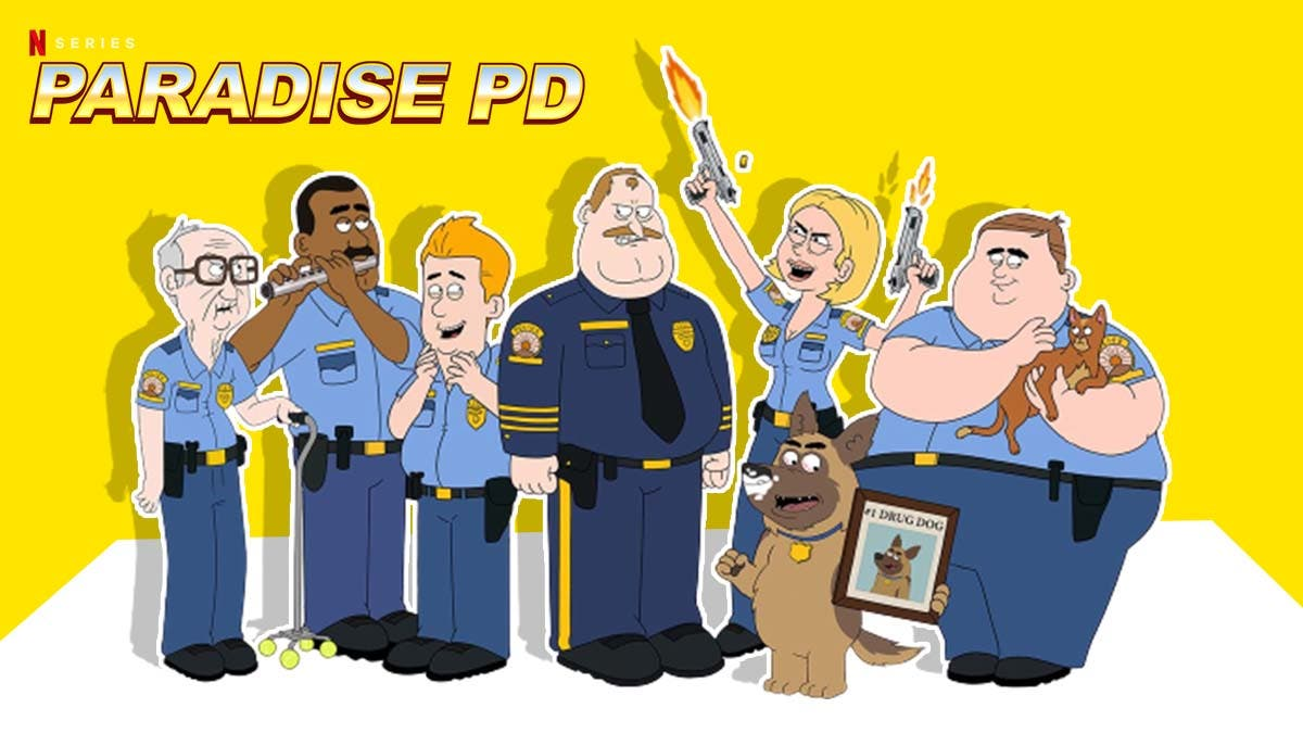 Paradise PD Season 3 to hit Netflix soon