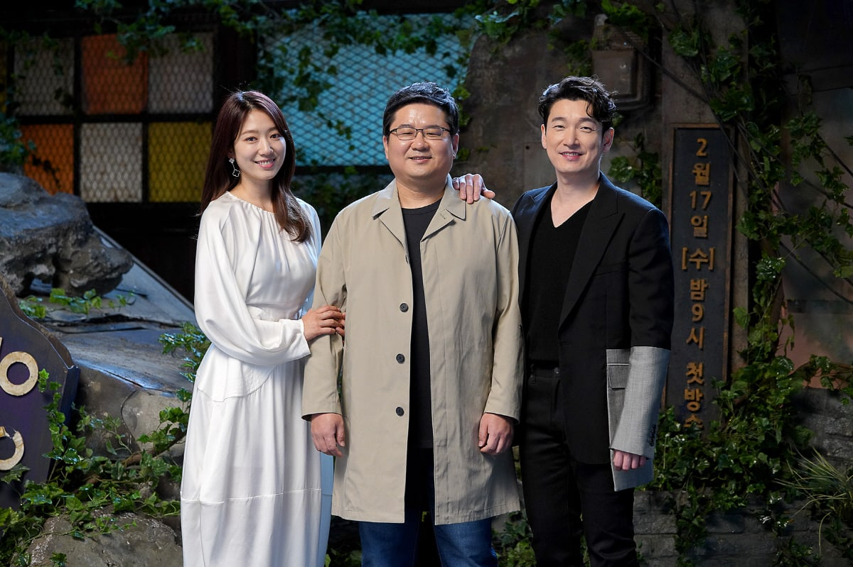 Park Shin Hye And Cho Seung Woo nailing their roles