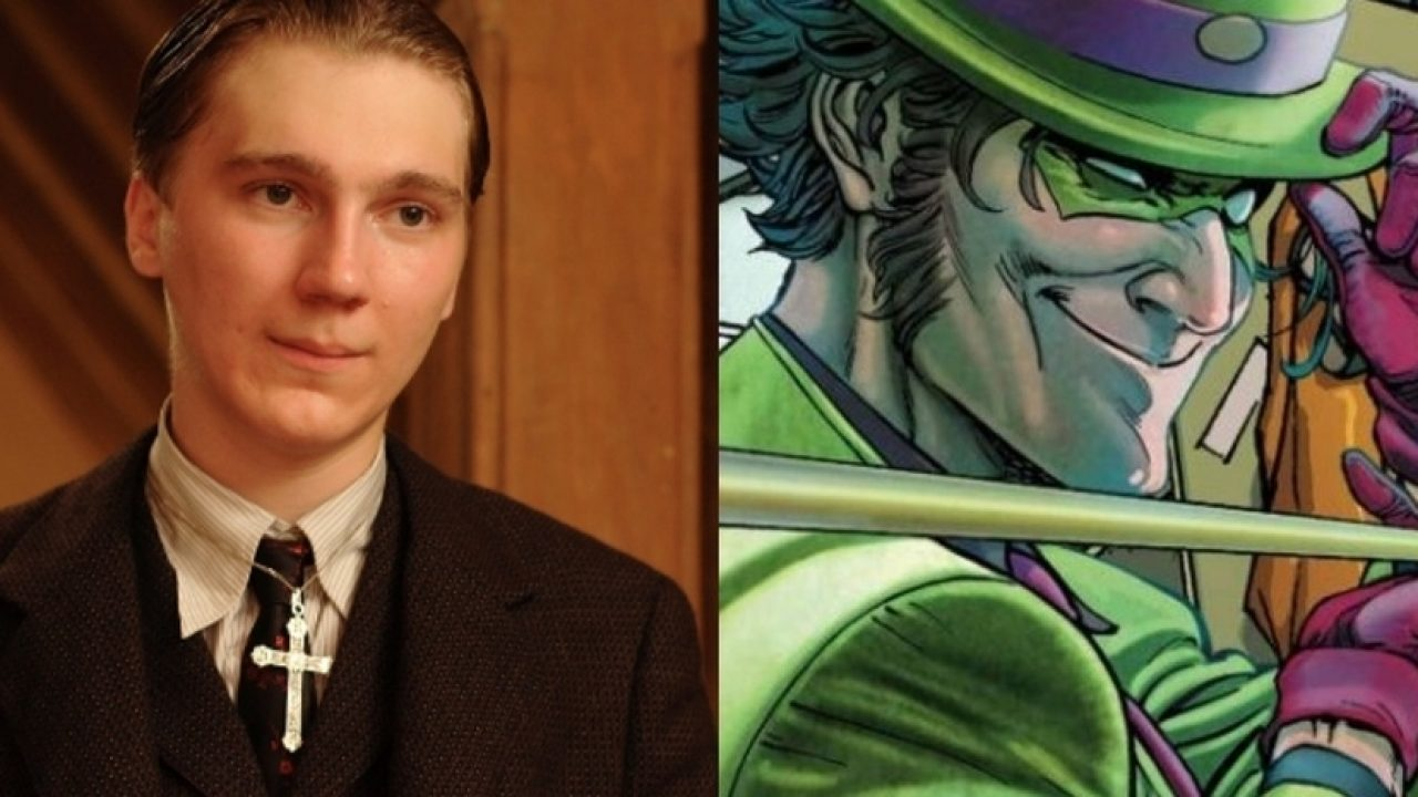 The Riddler Reveals His Thoughts About The Batman 2022