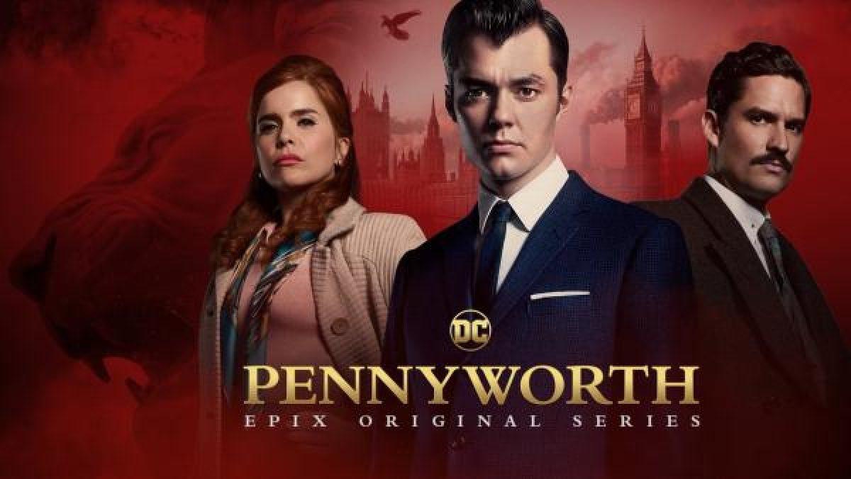 Pennyworth Season 2 Episode 6