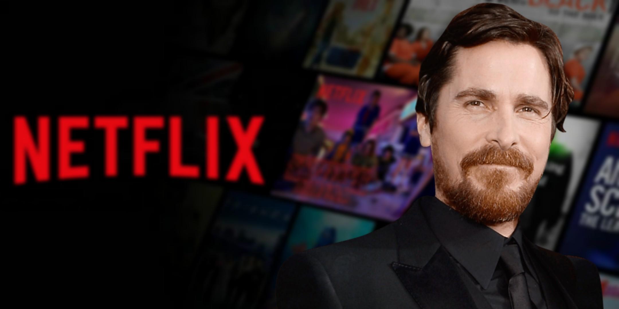 Christian Bale upcoming Netflix horro thriller film