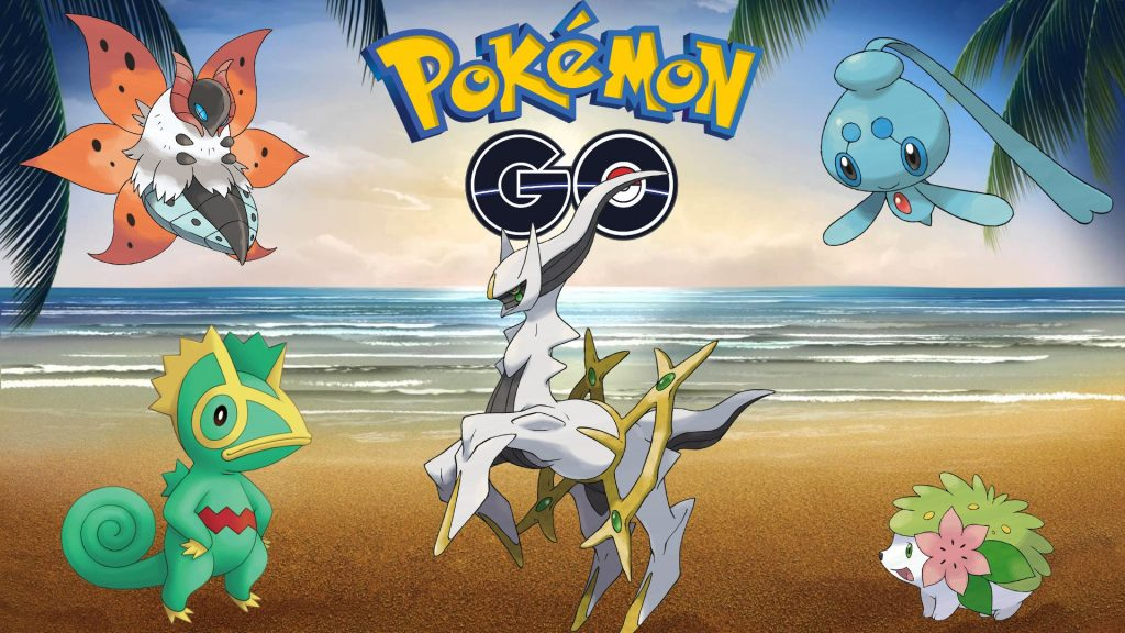 Pokemon Go Pc 2021