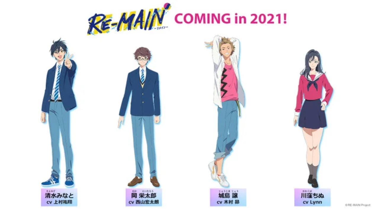 Tiger & Bunny Writer Reveals New Anime, RE-MAIN