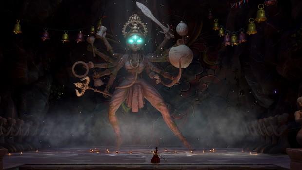 Raji: An Ancient Epic godess