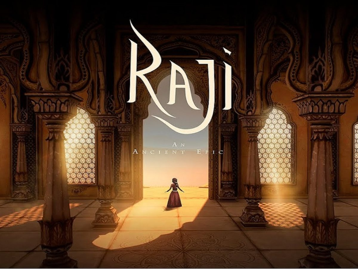 Raji: An ancient epic Cover