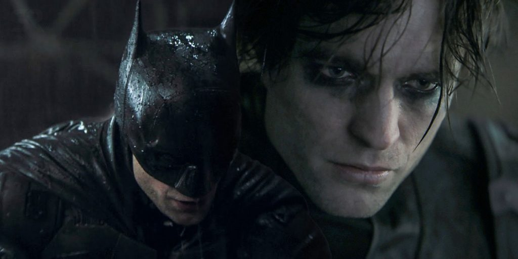 The Batman has finished production