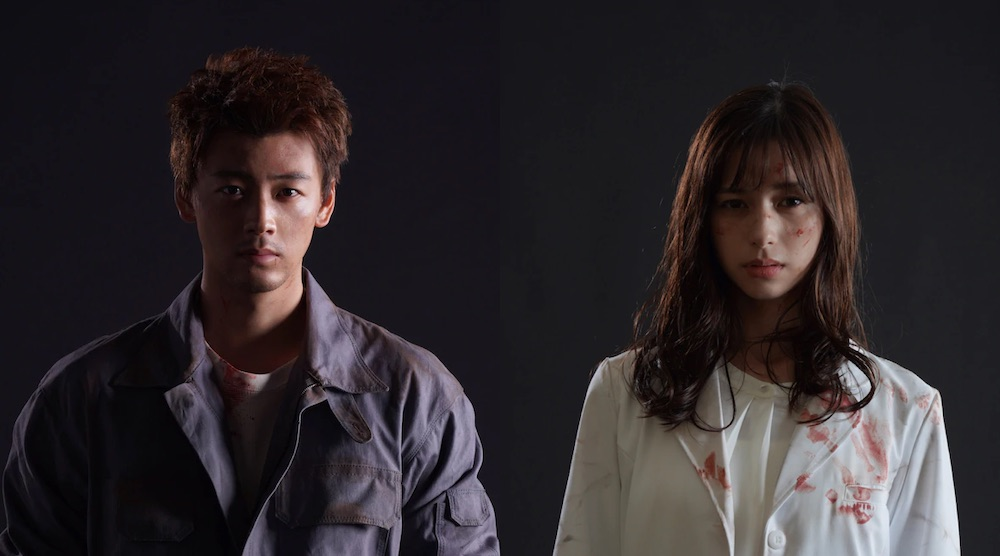 Ryoma Takeuchi and Ayami Nakajo are back in action!