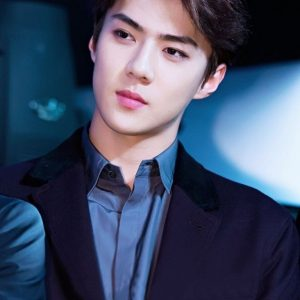 Sehun (exo) cr: sm entertainment