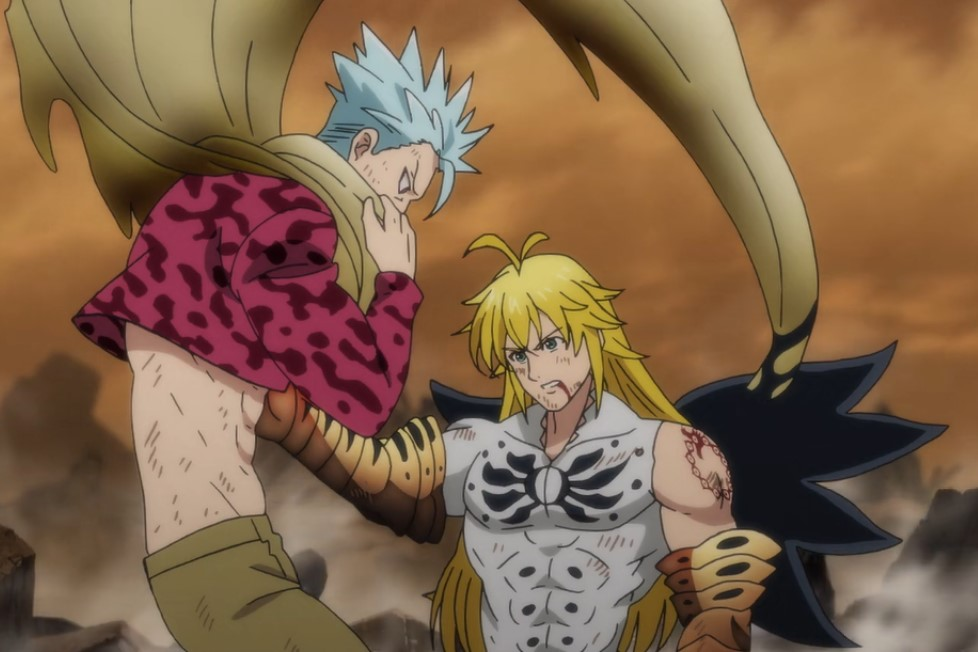 Seven Deadly Sins Season 5