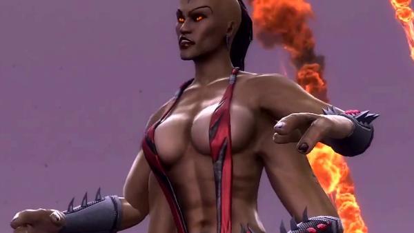 Sheeva in Mortal Kombat
