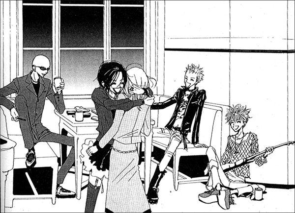 Shoujo Manga NANA