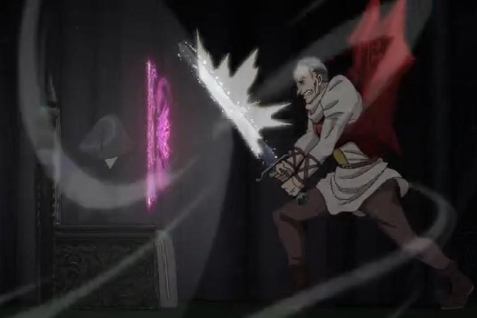 Sorcerous Stabber Orphen Battle of Kimluck
