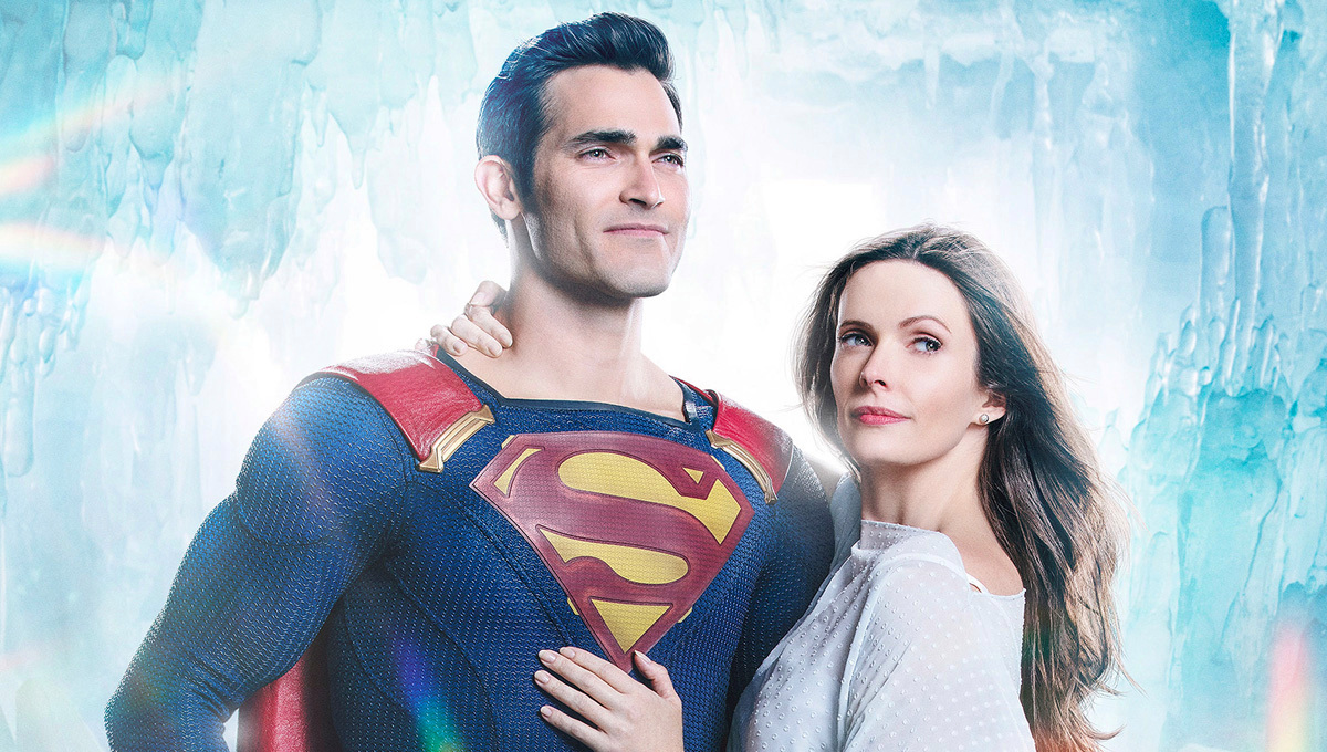 Superman and Lois- Another version of the popular saga
