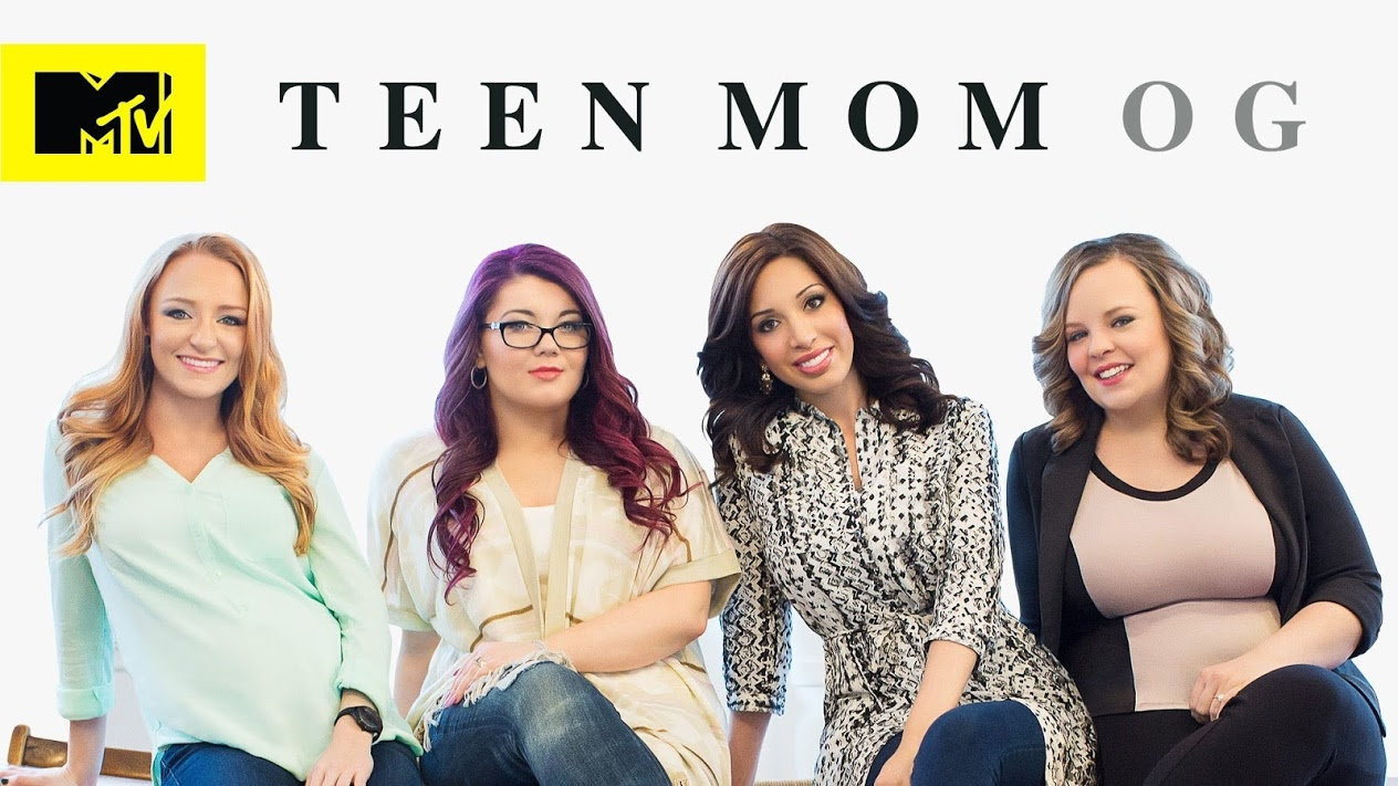 Teen Mom- A follow-up to the MTV series `16 and Pregnant'