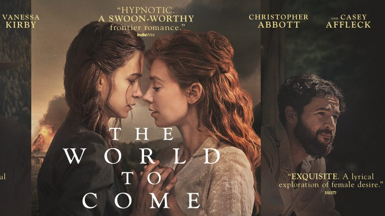 The World to Come Poster
