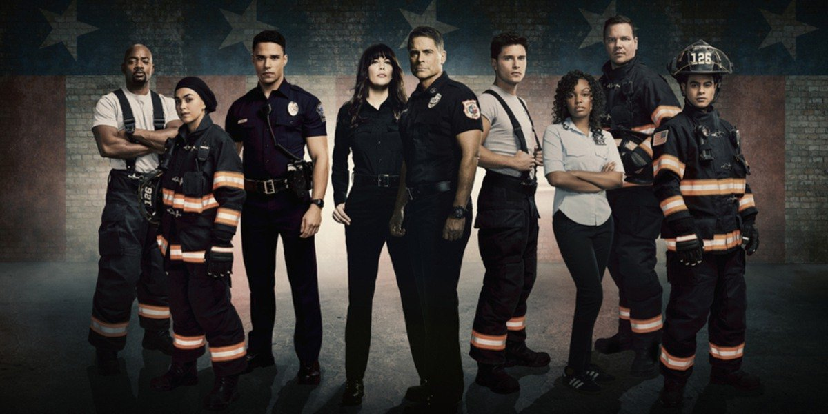 The cast of 9-1-1: Lone Star