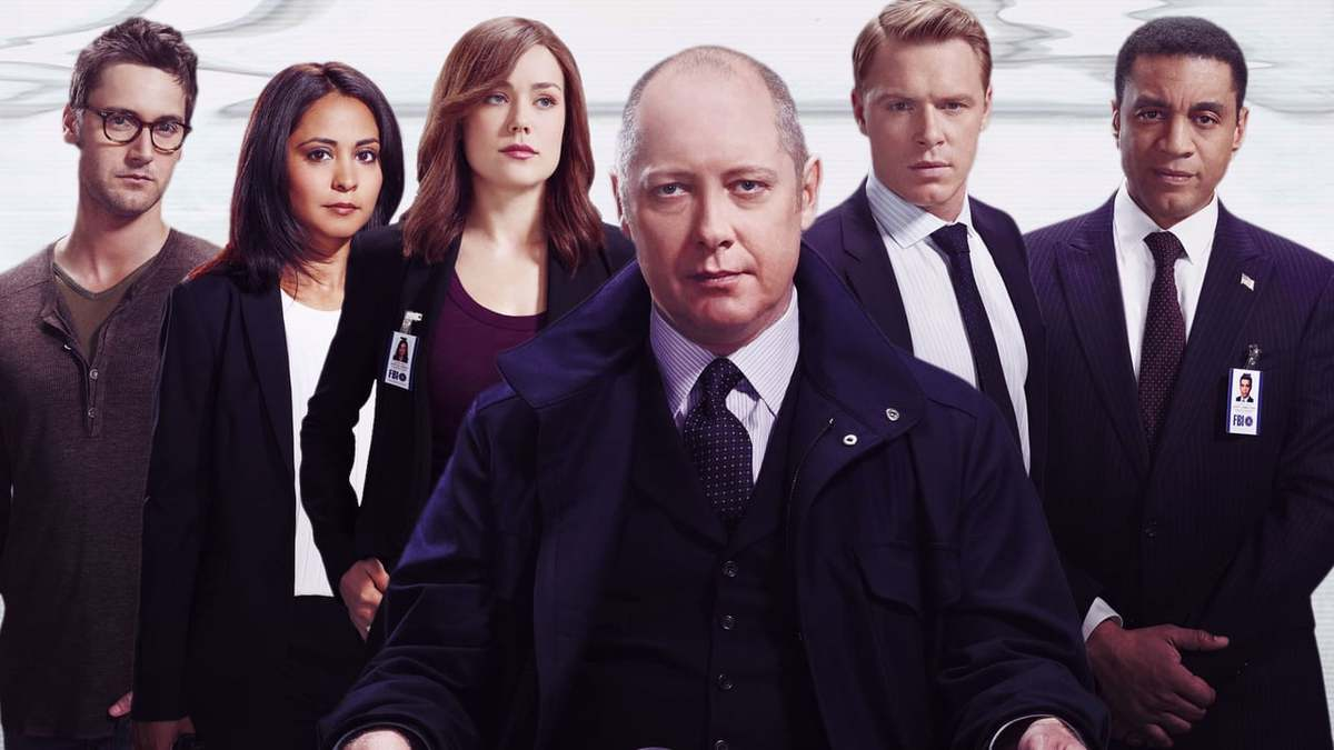 The cast of The Blacklist