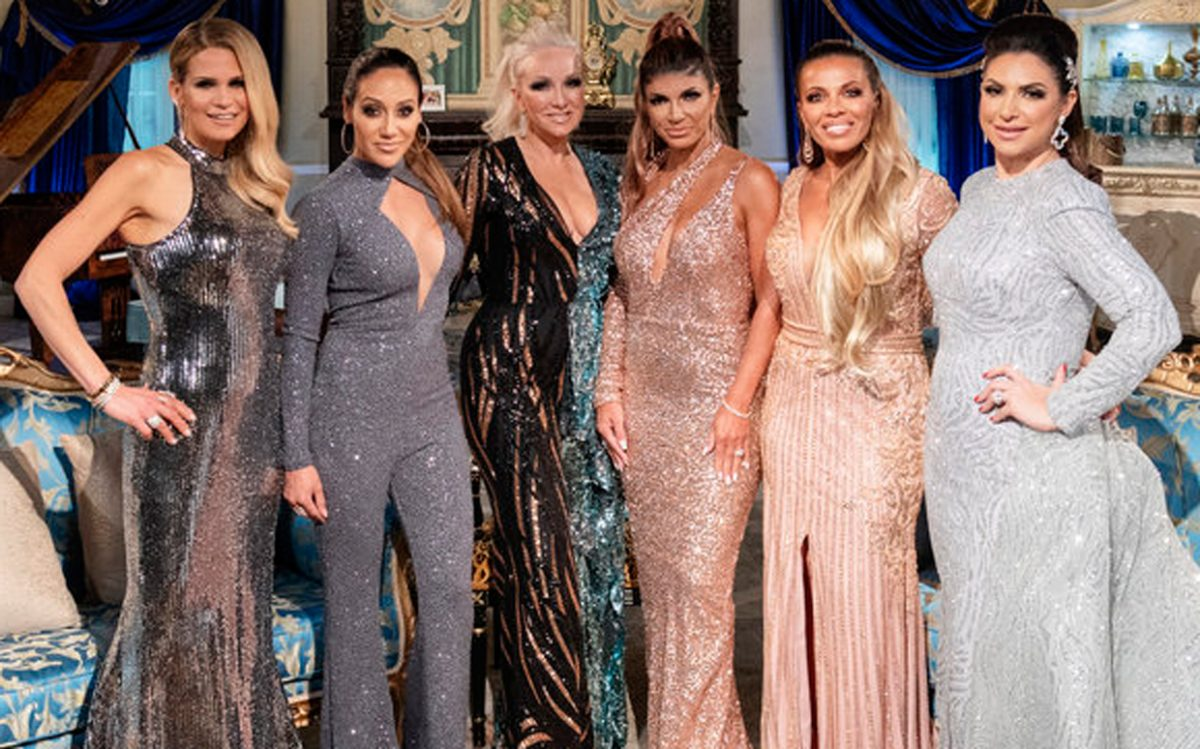 The cast of The Real Housewives of New Jersey Season 11