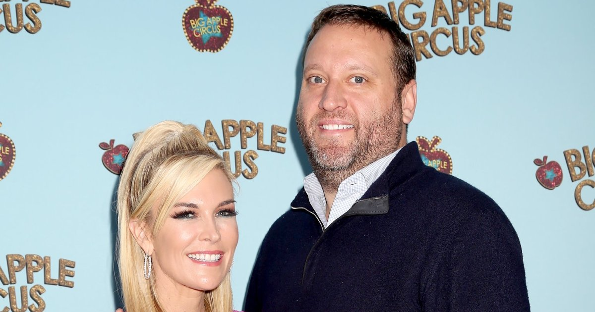 Tinsley Mortimer and Scott Kluth's relationship