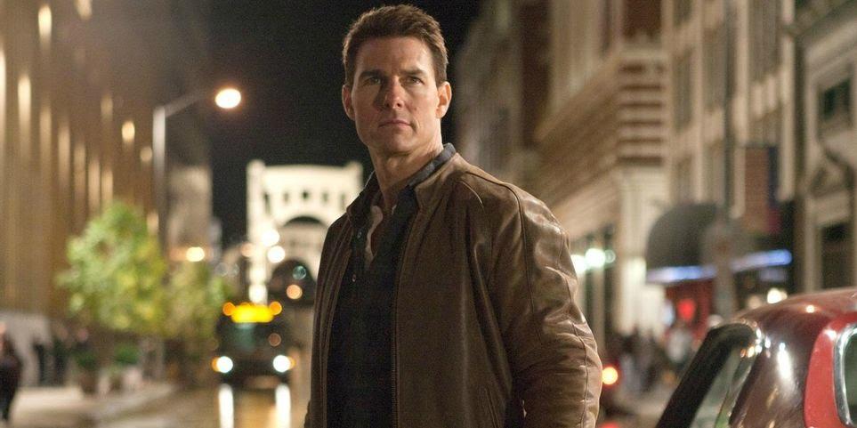 Tom Cruise Jack Reacher 2012