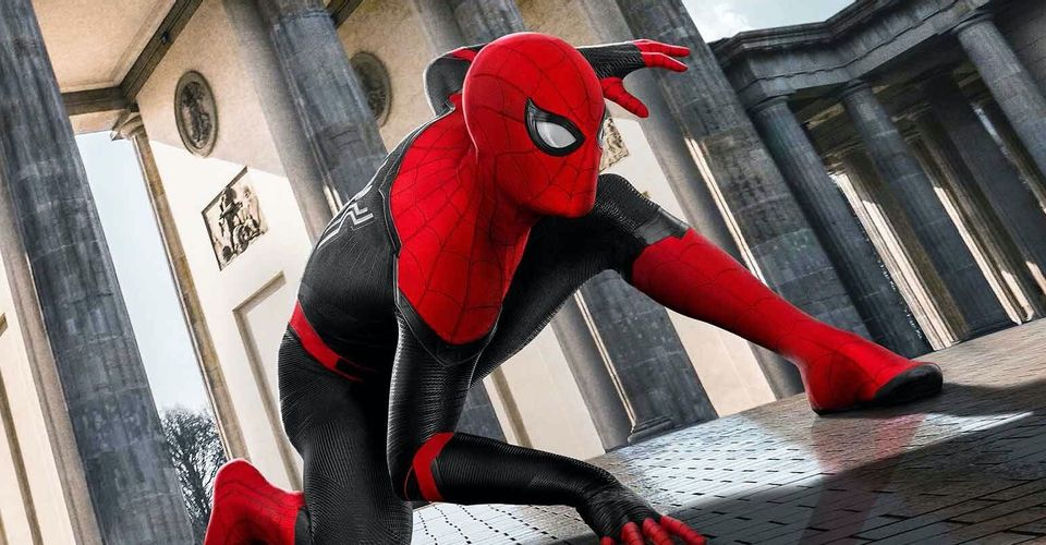 new suit for spiderman
