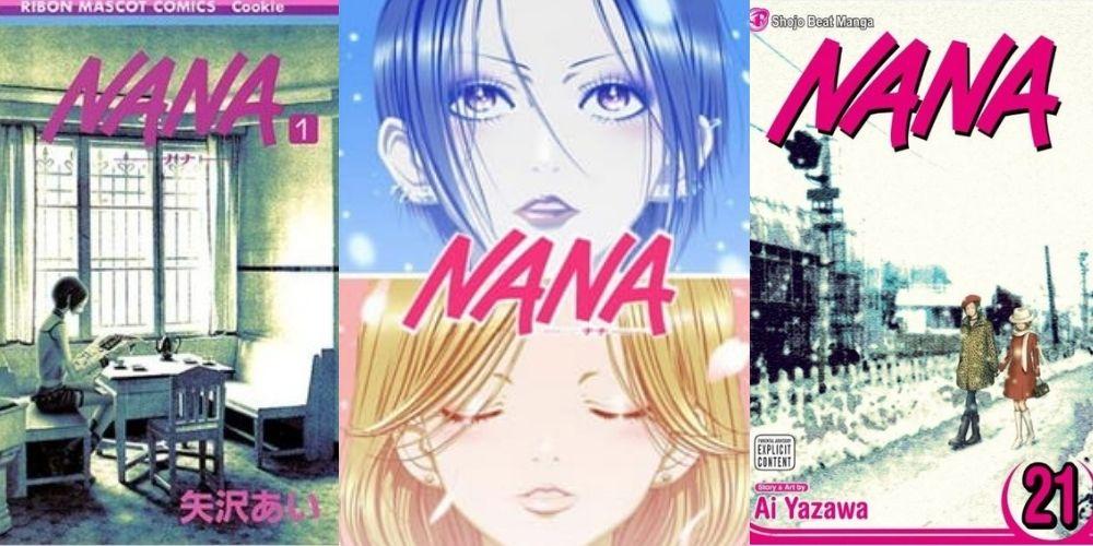 Shoujo Manga NANA Chinese Drama adaptation.
