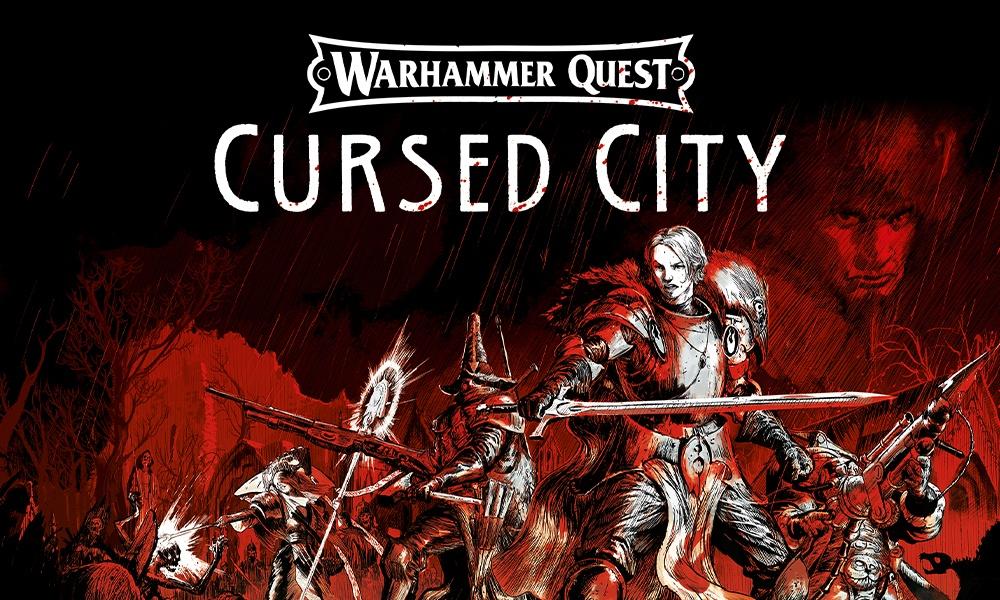 Warhammer Age of Sigmar: Cursed City