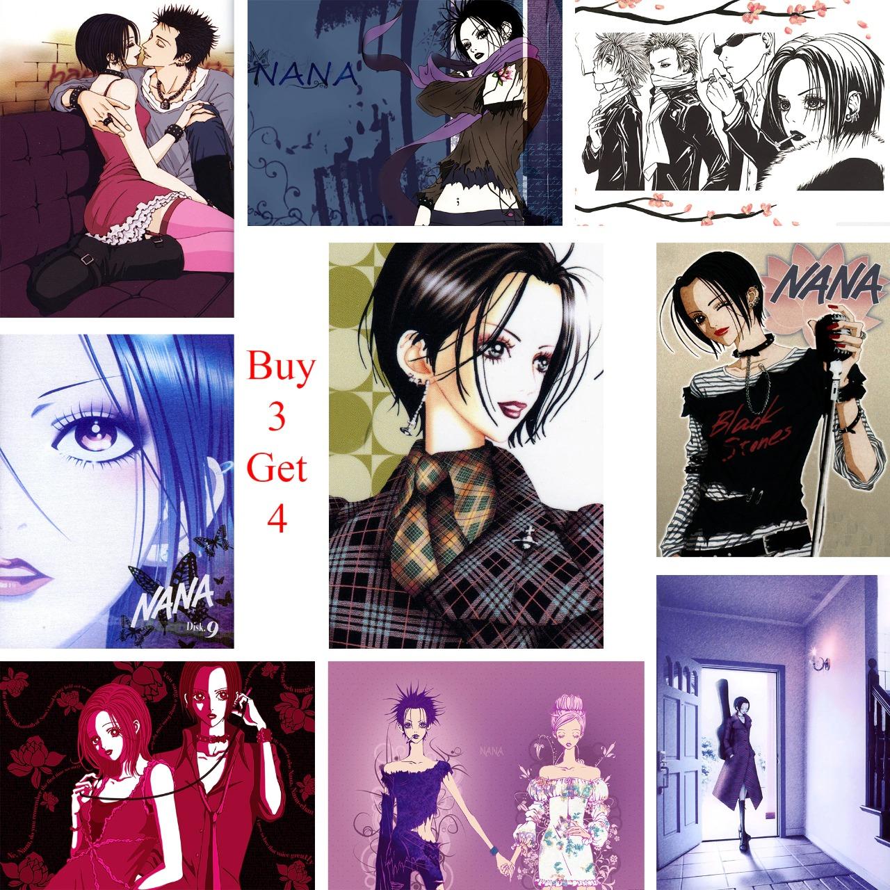 Shoujo Manga NANA Chinese Drama adaptation