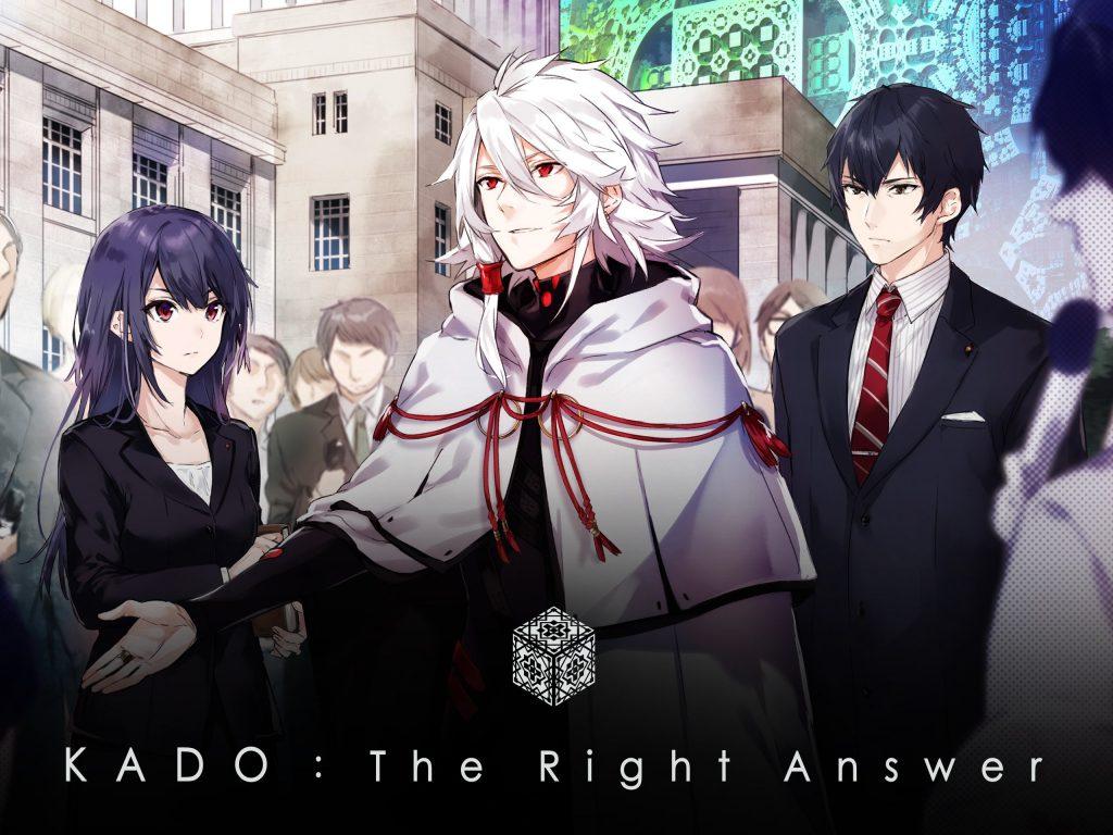 Yaha- Kui ZaShunina- KADO: The Right Answer