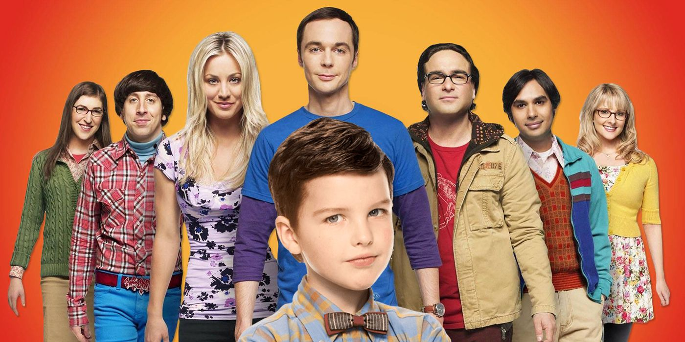 Young Sheldon- CBS popular comedy television series
