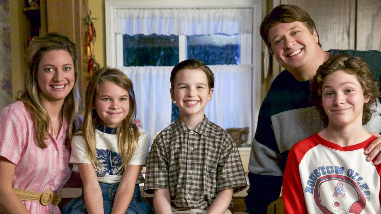 Young Sheldon- One of the hottest CBS's shows today