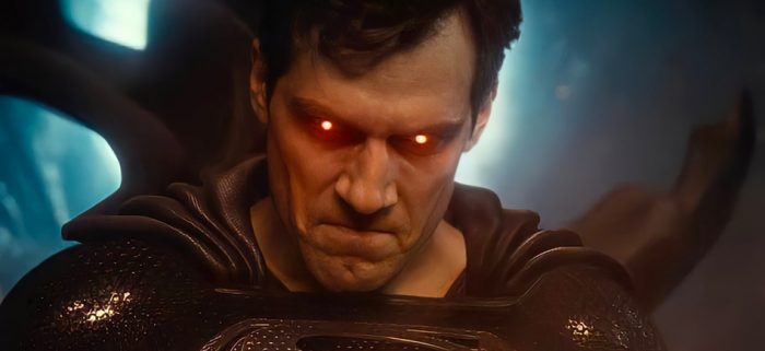 Superman Henry Cavill in Justice League