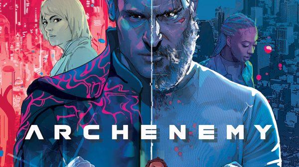 Archenemy Movie Review- Superhero Movie Review!