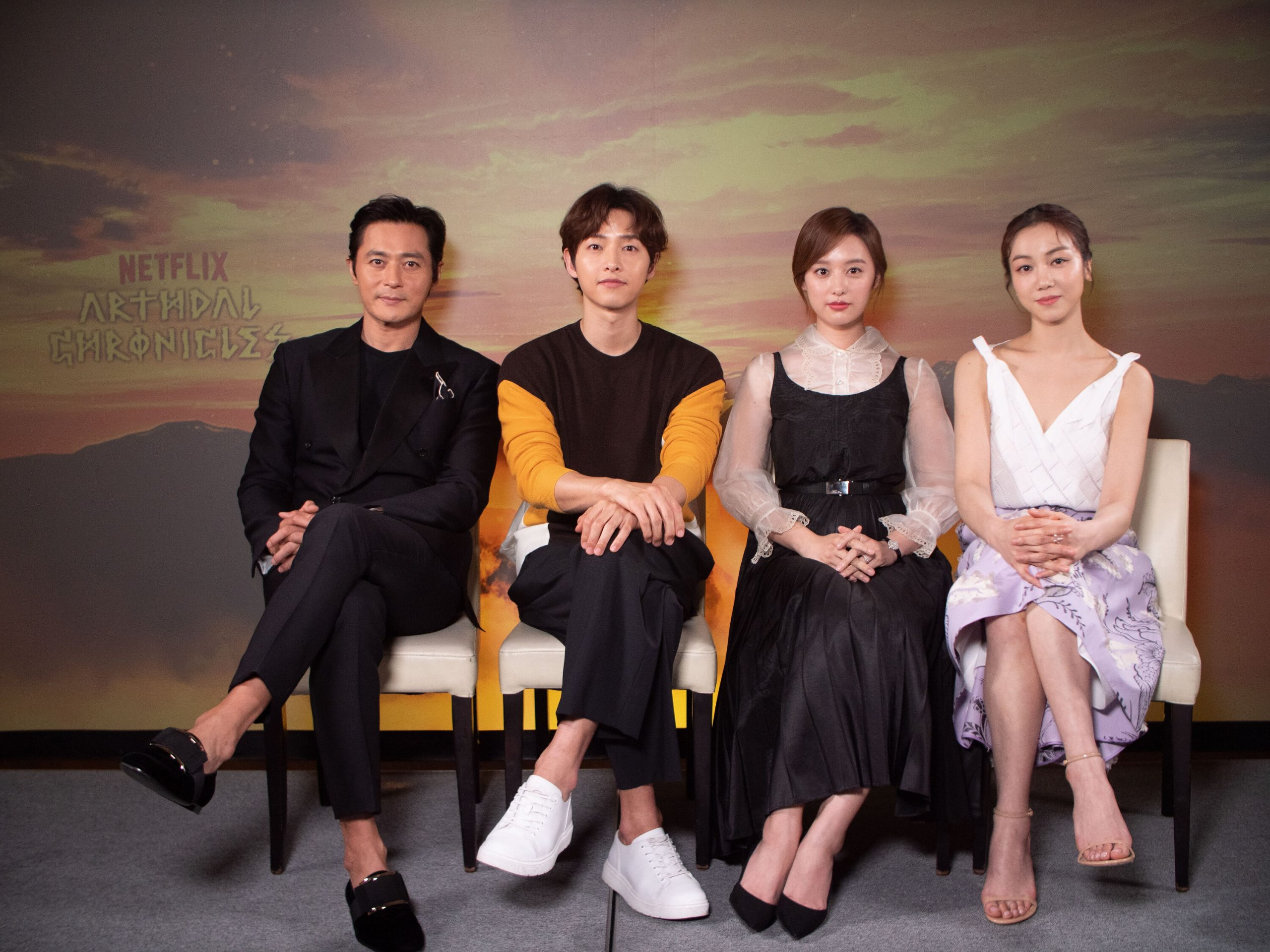 Cast of Arthdal Chronicles season 2