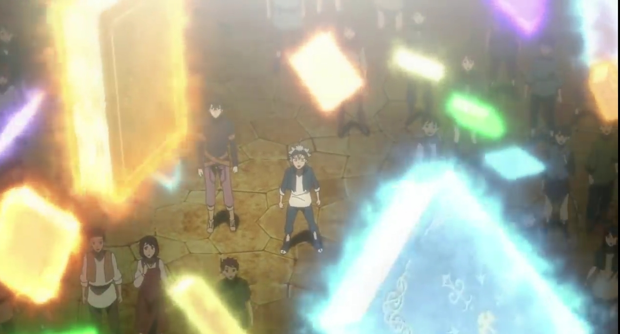 A beginner's guide to Black Clover