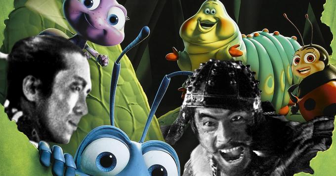 A Bug's Life(1998):