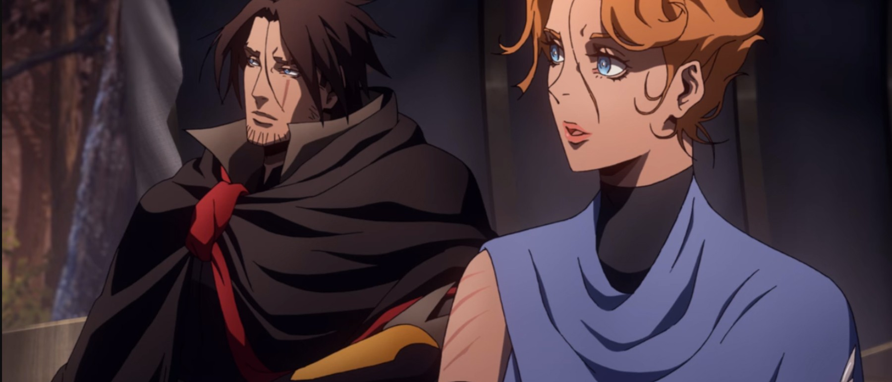 Preview And Release Date: Castlevania Season 4
