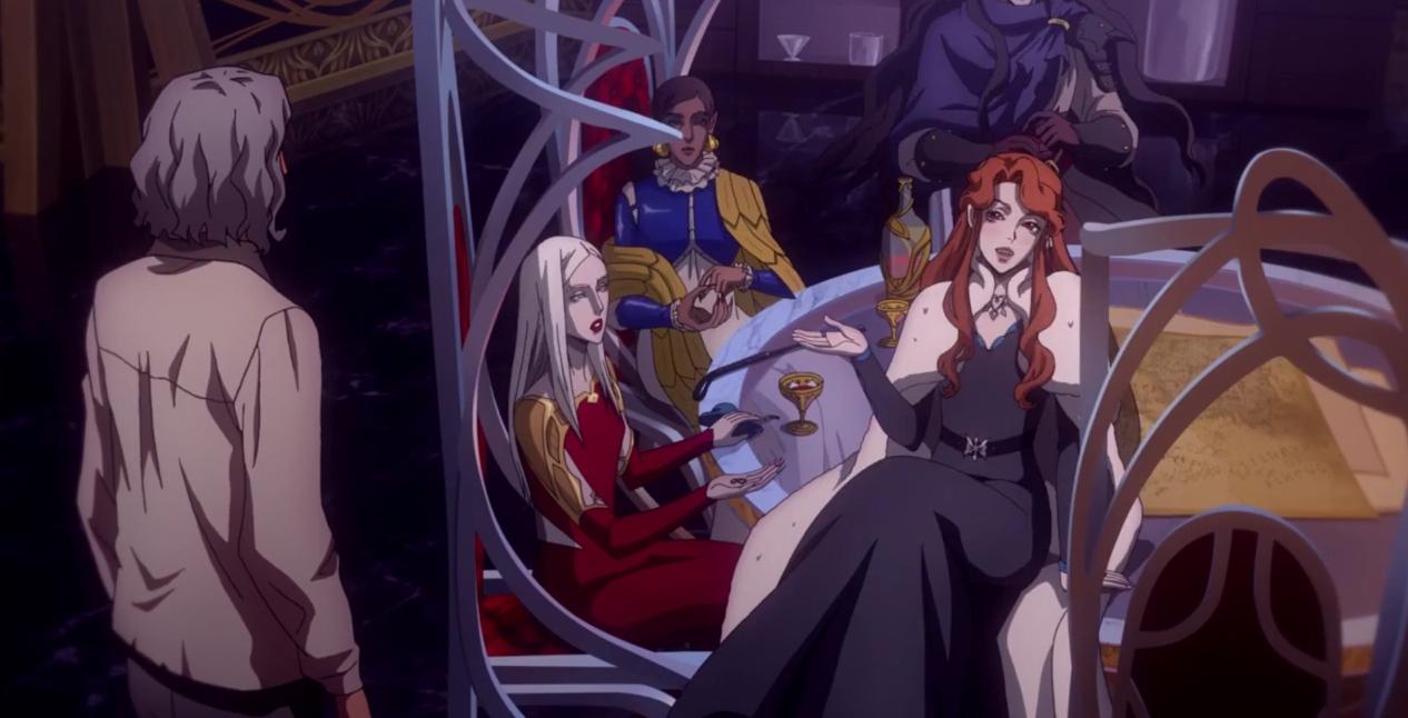 Castlevania Season 4 Spoilers