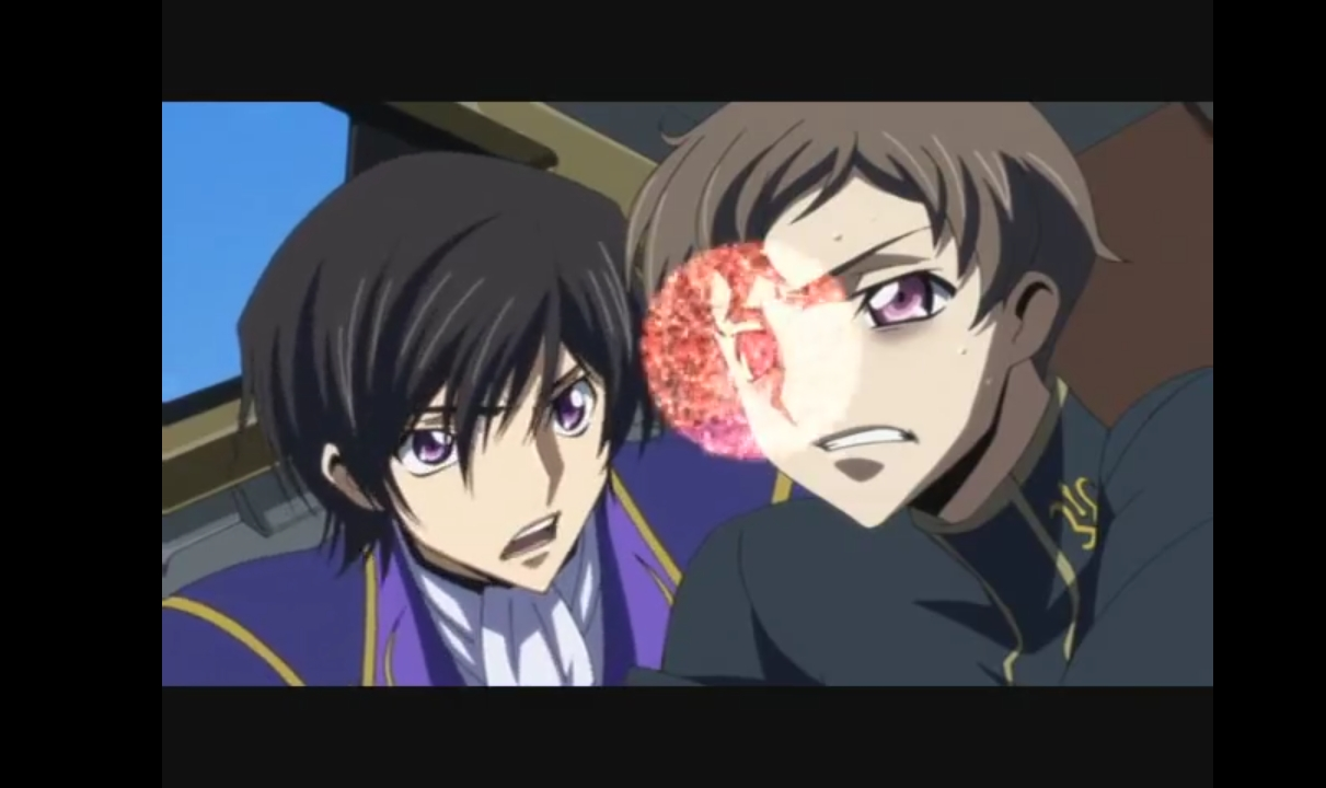To ten most epic moments of Code Geass