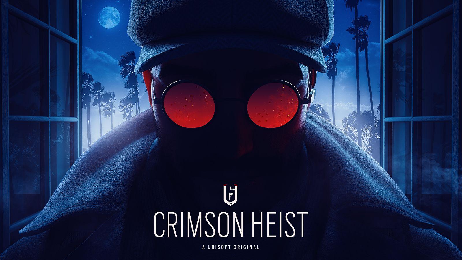 Crimson Heist Update
