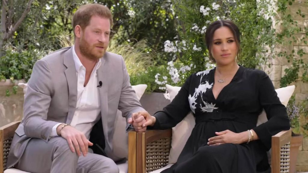 Highlights of Harry and Meghan's interview