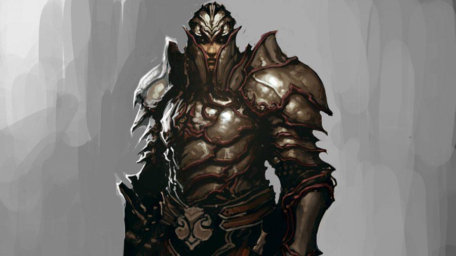 Diablo 3 Templar