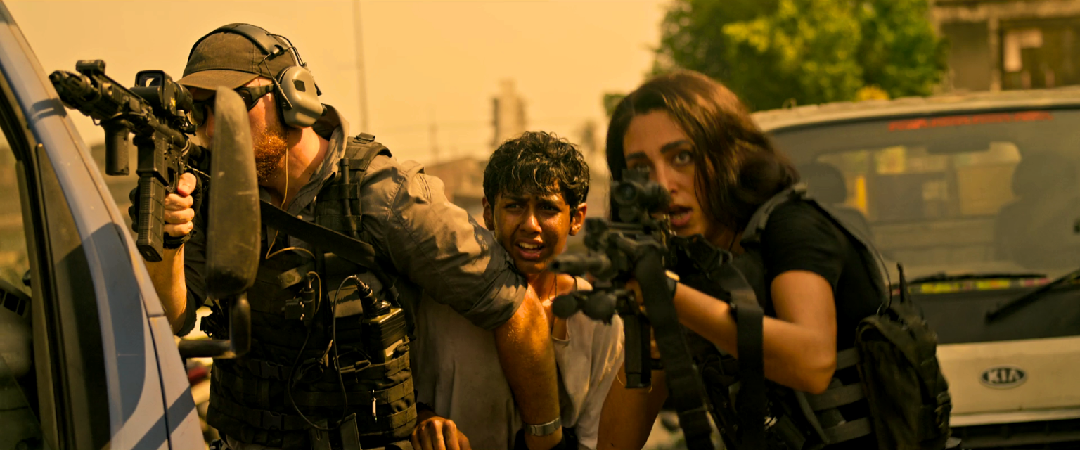 10 Action Movies To Watch If You Loved Tenet - OtakuKart